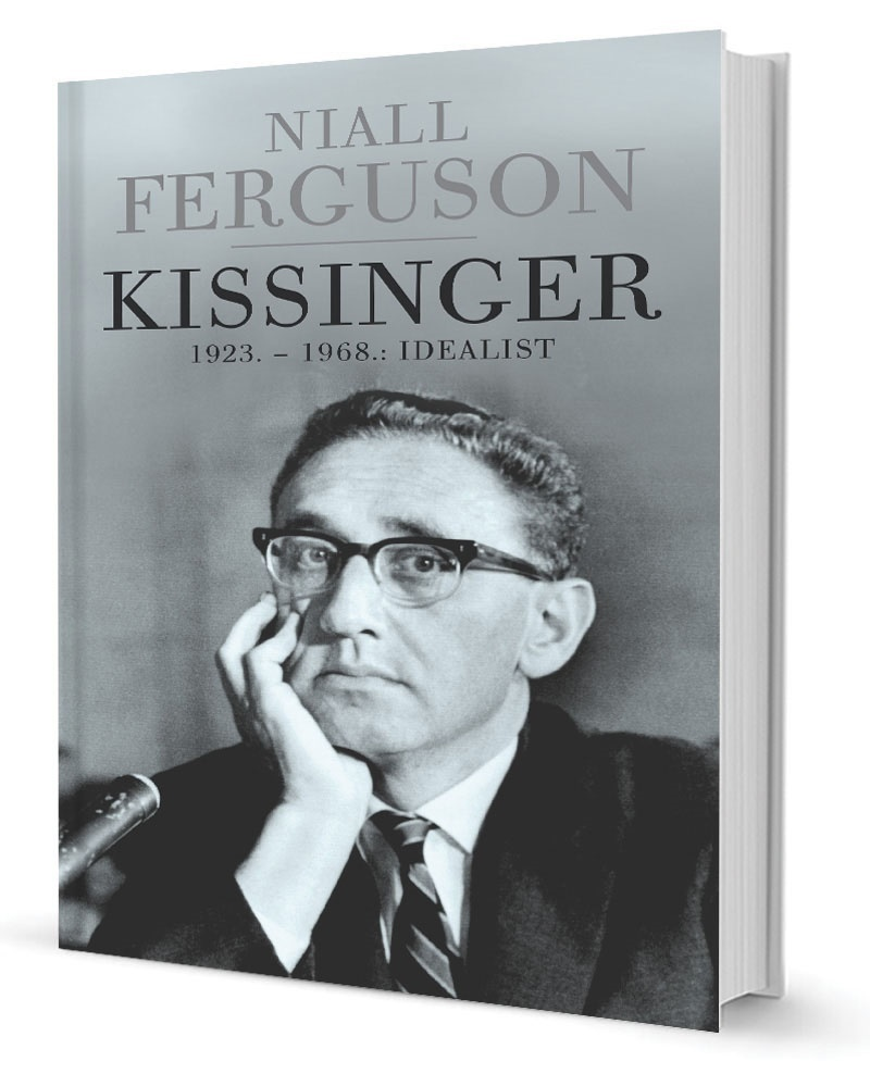 KISSINGER 1923. – 1968.: Idealist